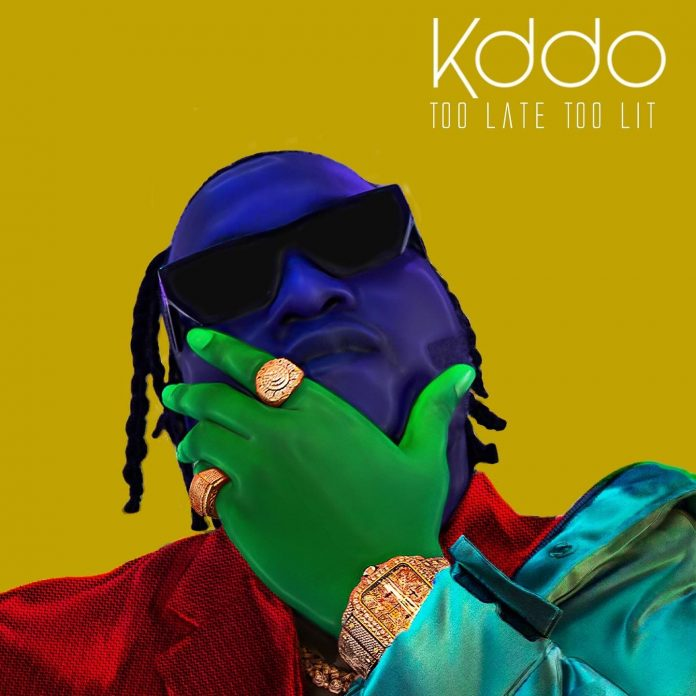KDDO Releases Debut EP